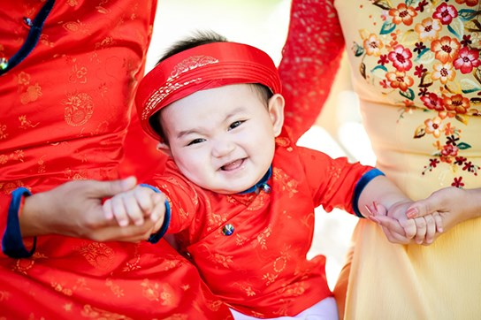 khanh thi - phan hien dua con trai nho du xuan dau nam - 7