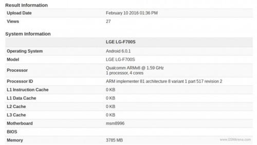 """lg g5 lo dien phan cung """"khung"""", chip snapdragon 820 va 4gb ram - 1"""