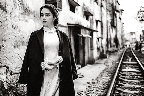 "huong giang idol up mo ve ""nguoi moi"" - 6"