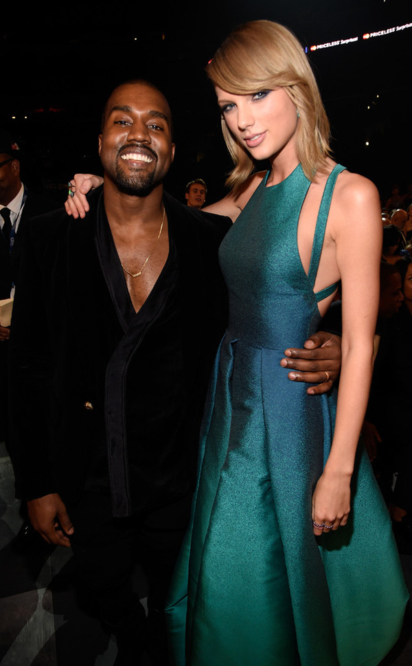 "kanye west lai ""da xoay"" taylor swift - 1"