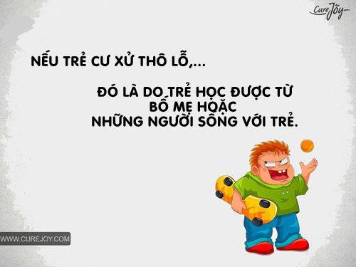 'giat minh' voi 11 tinh huong 'con hu tai bo me' dien hinh - 11