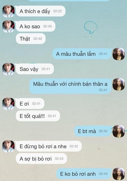 """que van to truong giang bac tinh, """"bat ca hai tay"""" - 8"""