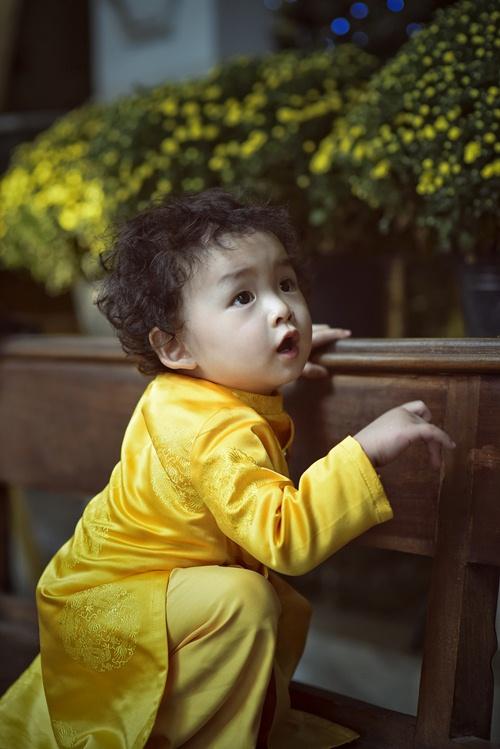 vo chong diem huong lam nhan vat phu de con trai toa sang - 4