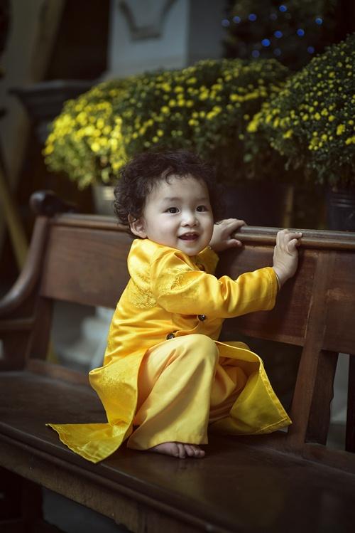 vo chong diem huong lam nhan vat phu de con trai toa sang - 5