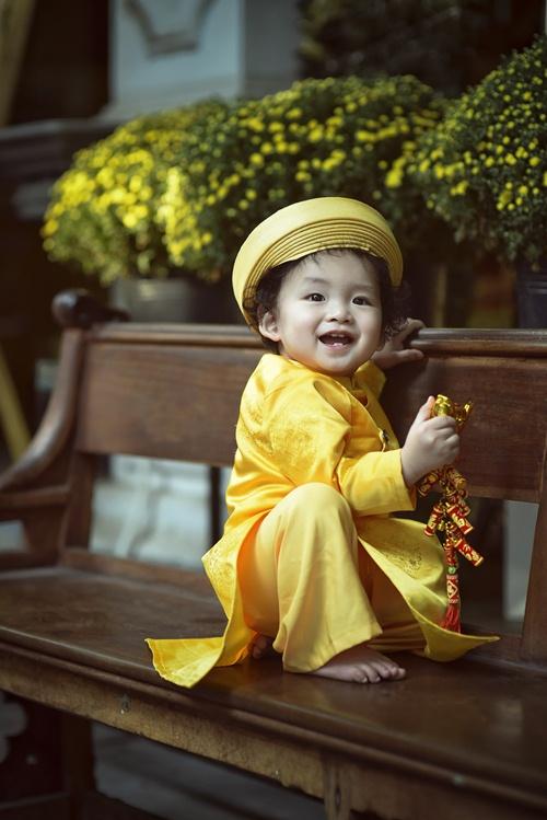 vo chong diem huong lam nhan vat phu de con trai toa sang - 6