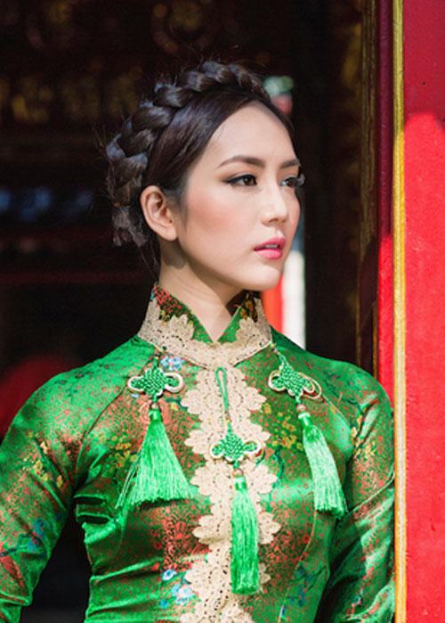 pham huong: phu nu dep la nguoi khong bo quen nhan sac - 8