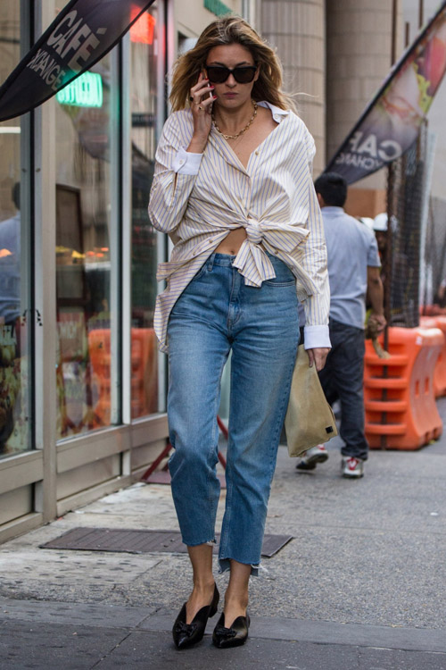 tiet lo nhung kieu quan jeans duoc long phai dep nhat - 10