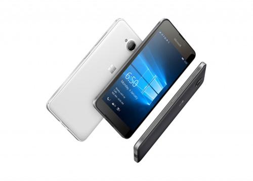 microsoft chinh thuc ra mat lumia 650: smartphone chay windows 10 gia chi 199 usd - 2