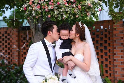 2 sao Việt bất ngờ lộ chuyện cưới khi đã chia tay-5