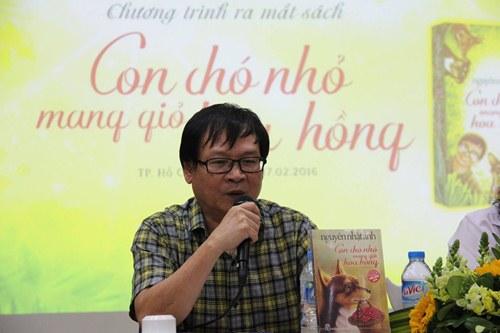 sach moi cua nguyen nhat anh lap ky luc phat hanh 100.000 ban lan dau - 2