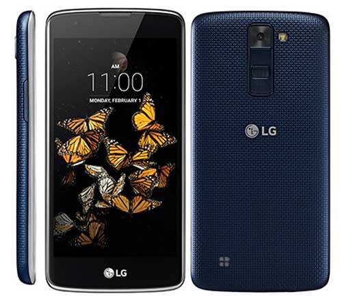 smartphone k8 man hinh 5 inch gia re cua lg chinh thuc ra mat - 2