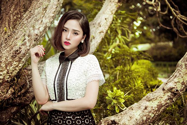 Nữ diễn viên Em là bà nội của anh ngọt ngào trong những hình ảnh đầu năm mới.