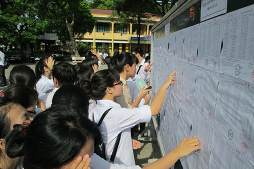 thi sinh huong loi gi trong ky thi thpt quoc gia 2016? - 1