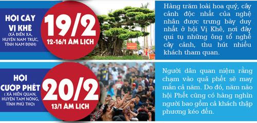 [infographic] 11 le hoi doc la o mien bac khong nen bo qua - 3