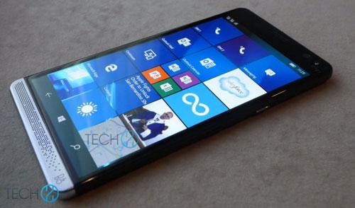"smartphone windows 10 cau hinh ""khung"" cua hp lo anh - 1"