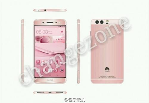 smartphone cao cap p9 cua huawei lan dau lo anh chinh thuc - 4