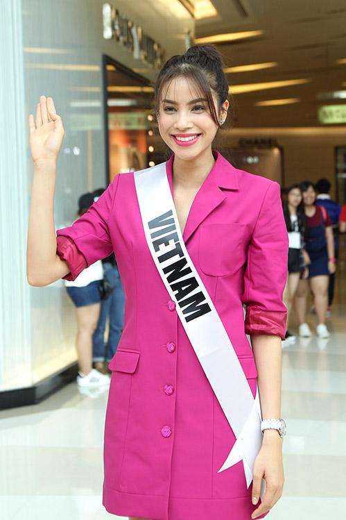 pham huong duoc fan thai lan dac biet chao don - 9