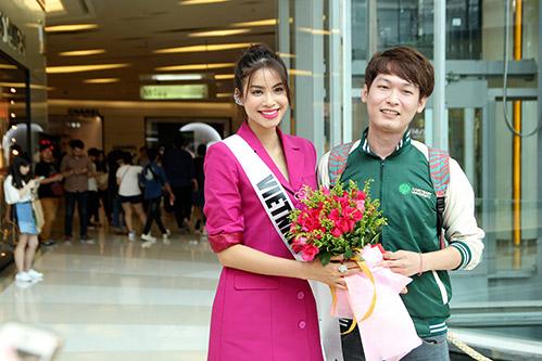 pham huong duoc fan thai lan dac biet chao don - 4