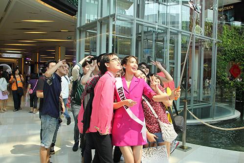 pham huong duoc fan thai lan dac biet chao don - 8