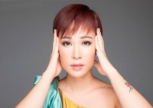 """uyen linh: """"khong co bai nao bang kieu hat khong hay"""" - 3"""
