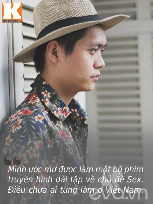 """gap go ha manh - chang trai san sang """"mo mat khi hon"""" - 3"""