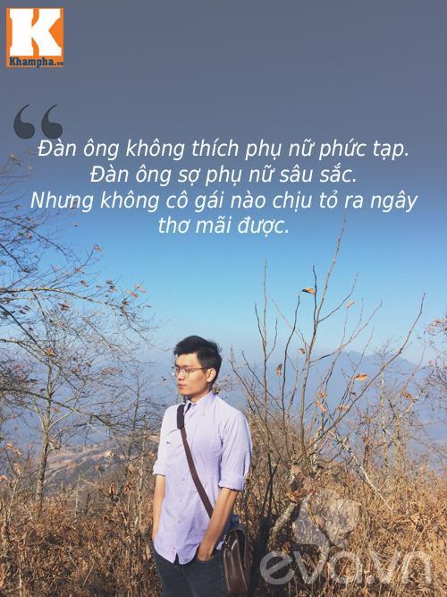 """gap go ha manh - chang trai san sang """"mo mat khi hon"""" - 4"""
