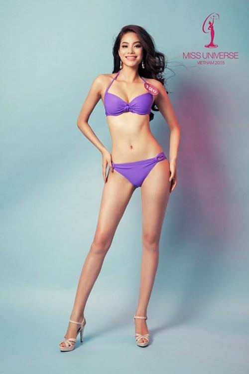 nhung tam hinh bikini don tim may rau cua pham huong - 11