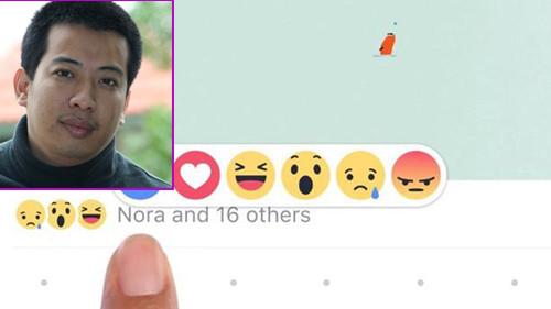 anh chanh van: cam on vi facebook khong co 'dislike' - 1