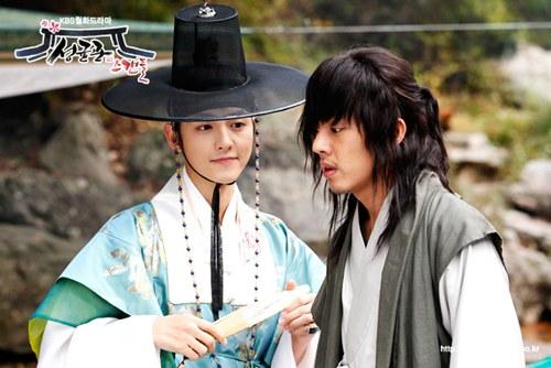 """nguoi tinh tin don"" cua song hye kyo tham gia ""hau due cua mat troi"" - 3"