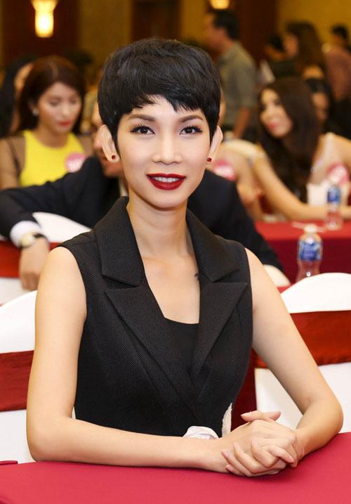 nhan sac 4 ung vien giam khao the face viet - 1