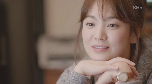 song hye kyo xau ho vi lo mat moc truoc song joong ki - 7