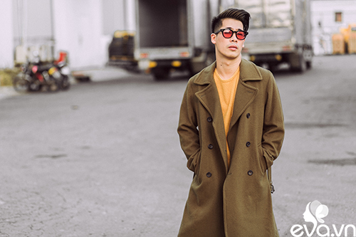 stylist travis nguyen bat mi bi quyet mac quan jeans - 9