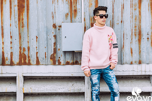 stylist travis nguyen bat mi bi quyet mac quan jeans - 6