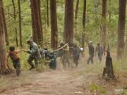 Tin trong nước - 3 du khách Anh tử nạn khi vượt thác Dalanta, Đà Lạt