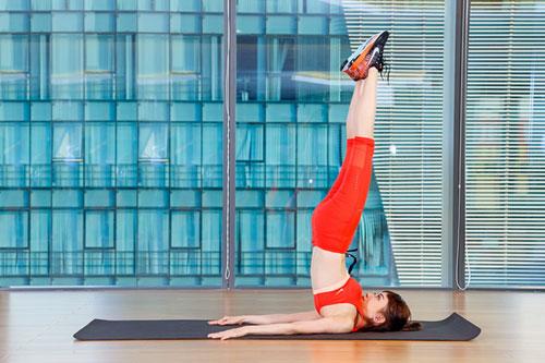 si thanh cao hon 2 cm nho tap yoga - 4