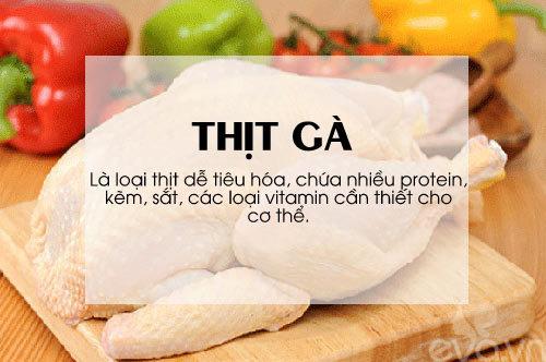 'thuc pham vang' cho be can tang can, chong lon - 7