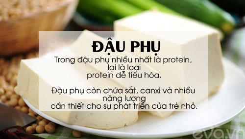 'thuc pham vang' cho be can tang can, chong lon - 9