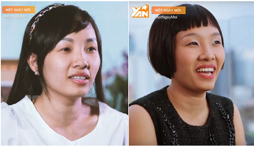 "man ""make over"" bien co gai toc dai thanh ""ma-no-canh"" gay tranh cai - 1"