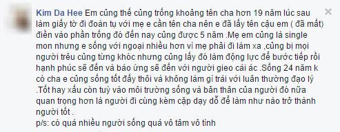 """tam thu """"dan ba lai dua con"""" gui cac single mom gay bao mang - 4"""