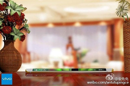 huawei, vivo va xiaomi se ra mat smartphone man hinh cong cua samsung - 1