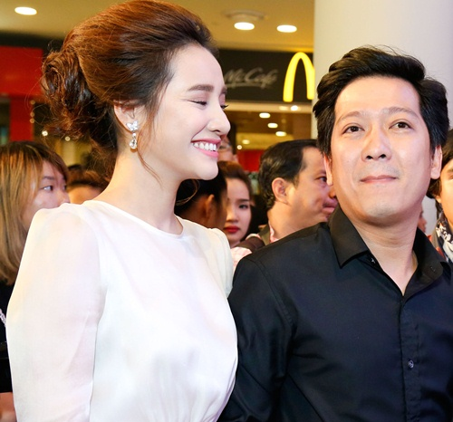"truong giang nam chat tay nha phuong gay ""nao loan"" tham do - 4"