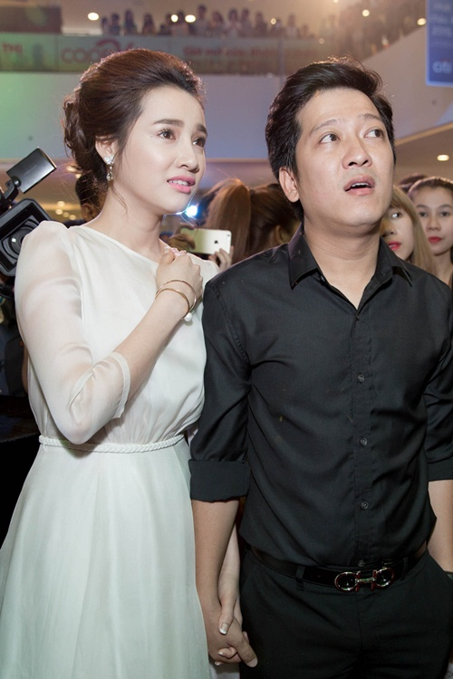 "truong giang nam chat tay nha phuong gay ""nao loan"" tham do - 6"