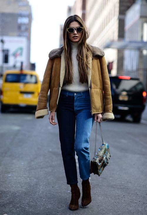 cach mac jeans cuc chat cho phai dep xu lanh - 5