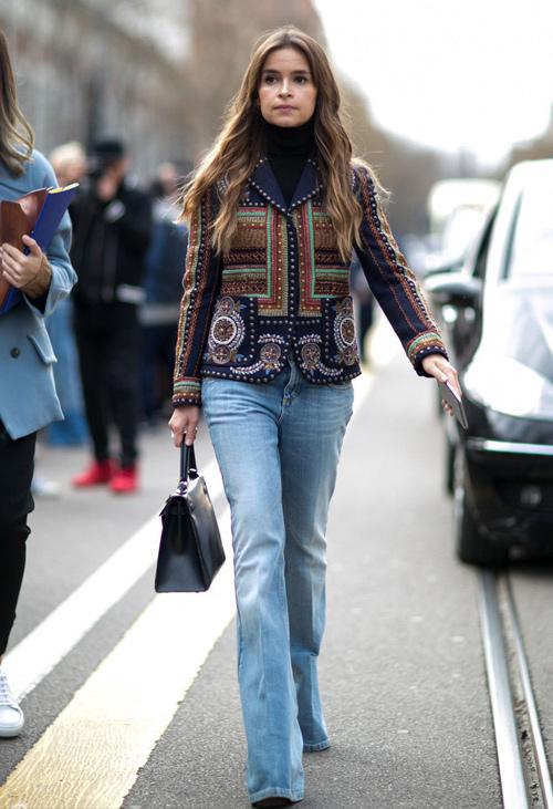 cach mac jeans cuc chat cho phai dep xu lanh - 14