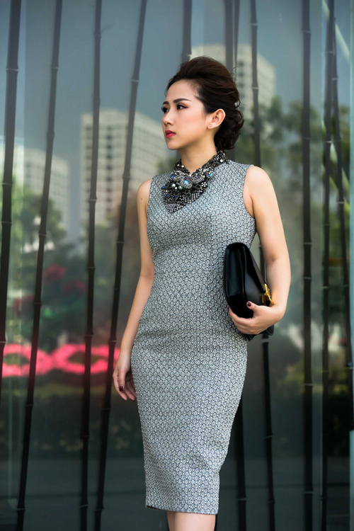 tin do thoi trang viet khoe con trong anh street style - 10