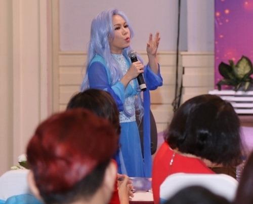 """tran thanh, viet huong tham gia show toan cac """"di nhan"""" - 8"""