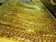 Mua sắm - Giá cả - Giá vàng SJC đã ngang bằng với thế giới