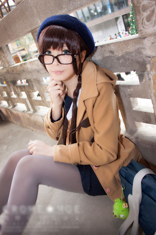 loat anh thay giao cosplay thanh nu sinh gay 'soc' - 7