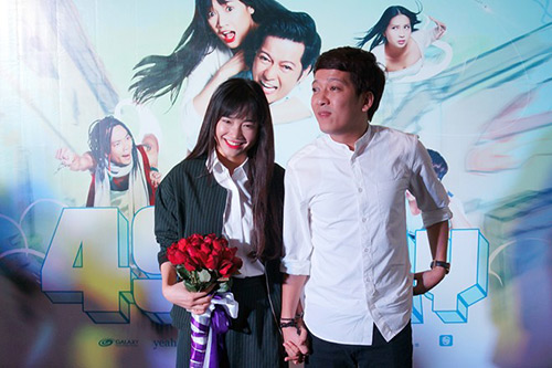 """nha phuong - """"hot girl banh trang"""" va chuyen tinh nhieu dau hoi - 5"""