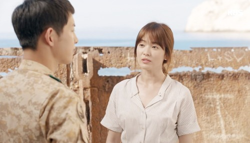 song hye kyo bi lua om ap song joong ki - 5